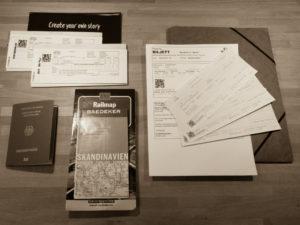 Packliste Dokumente