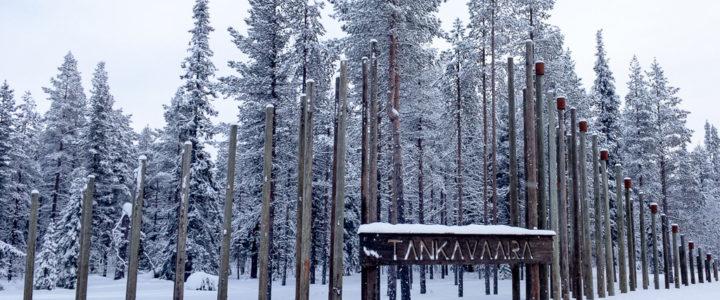 Tag 26: Das Tankavaara Gold Village