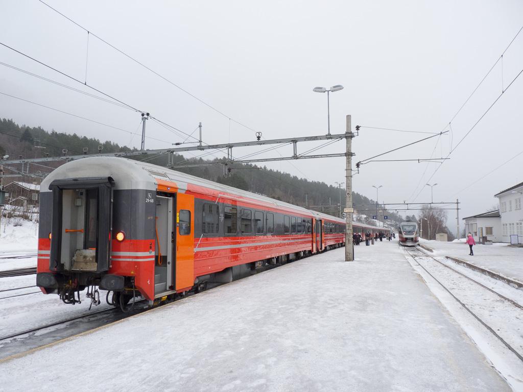Tag 06: Zwischenhalt in Dombås