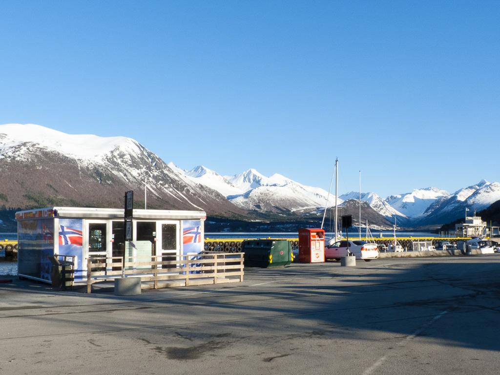 Tag 06: Zwischenstopp in Åndalsnes