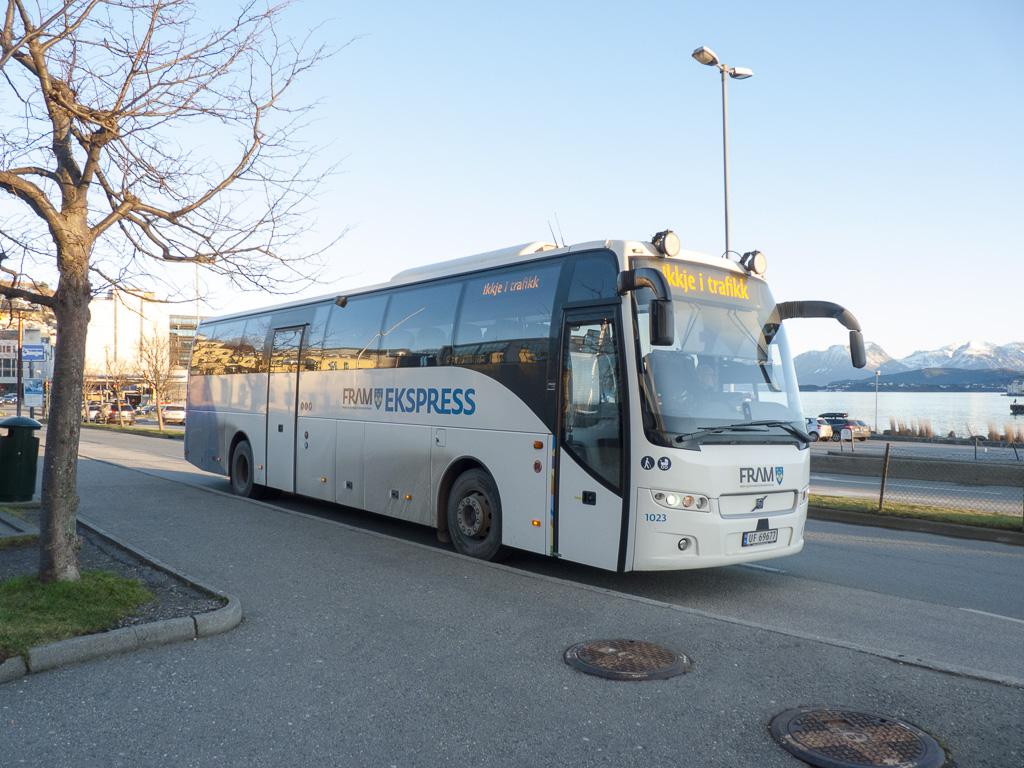 Tag 06: Ankunft in Ålesund