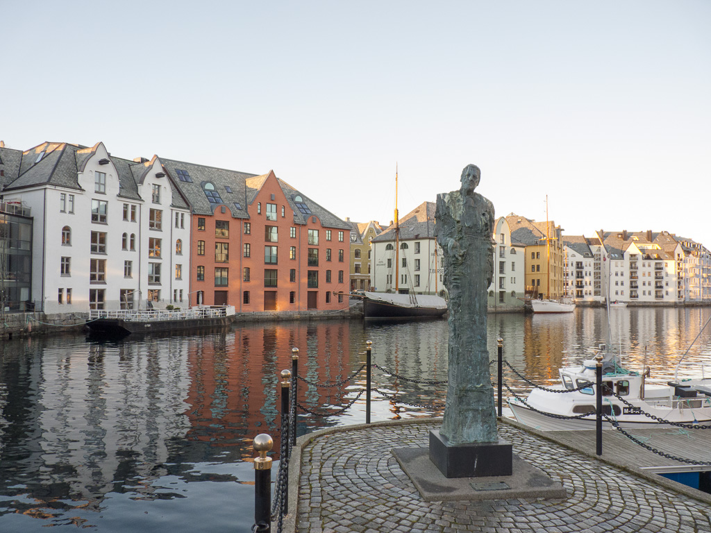 Tag 07: Sightseeing in Ålesund I