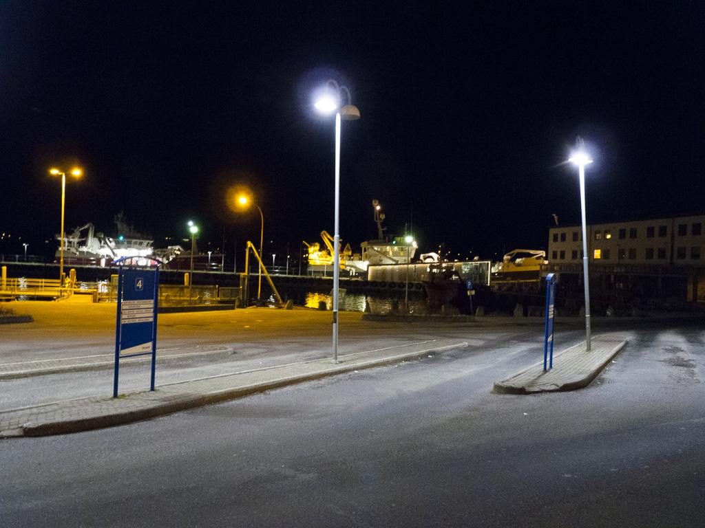 Tag 08: Busfahrt nach Åndalsnes