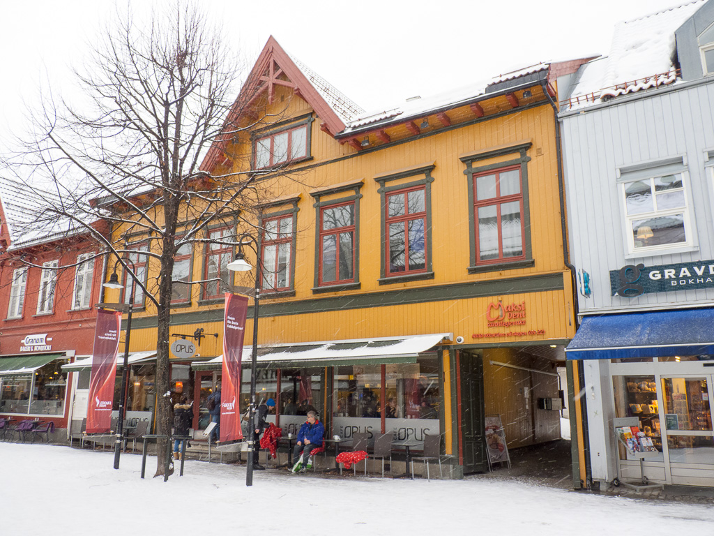 Tag 08: Stadtrundgang in Lillehammer