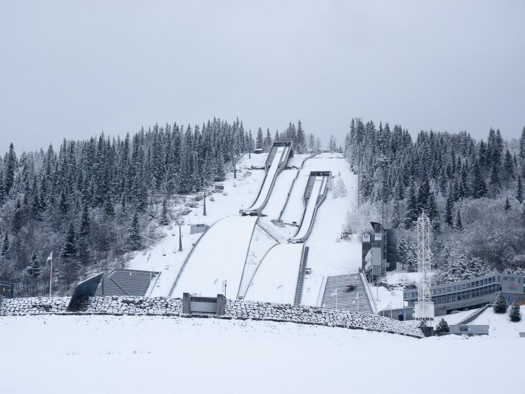 Tag 08: Auf zur Skisprungschanze