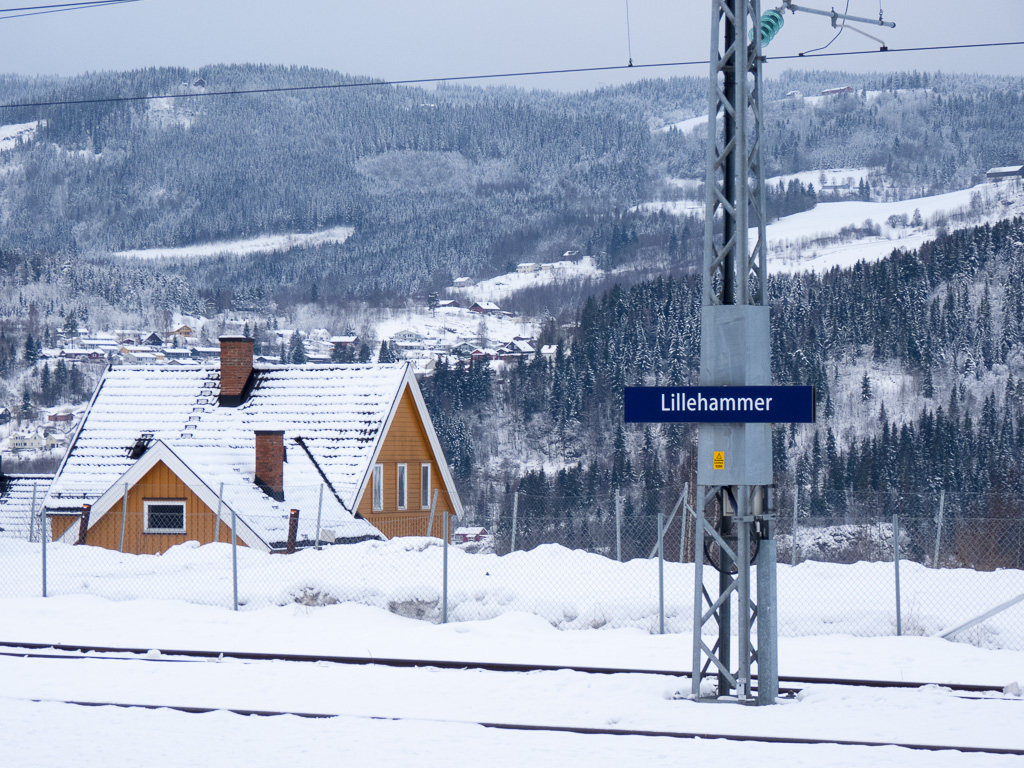 Tag 09: Abfahrt in Lillehammer