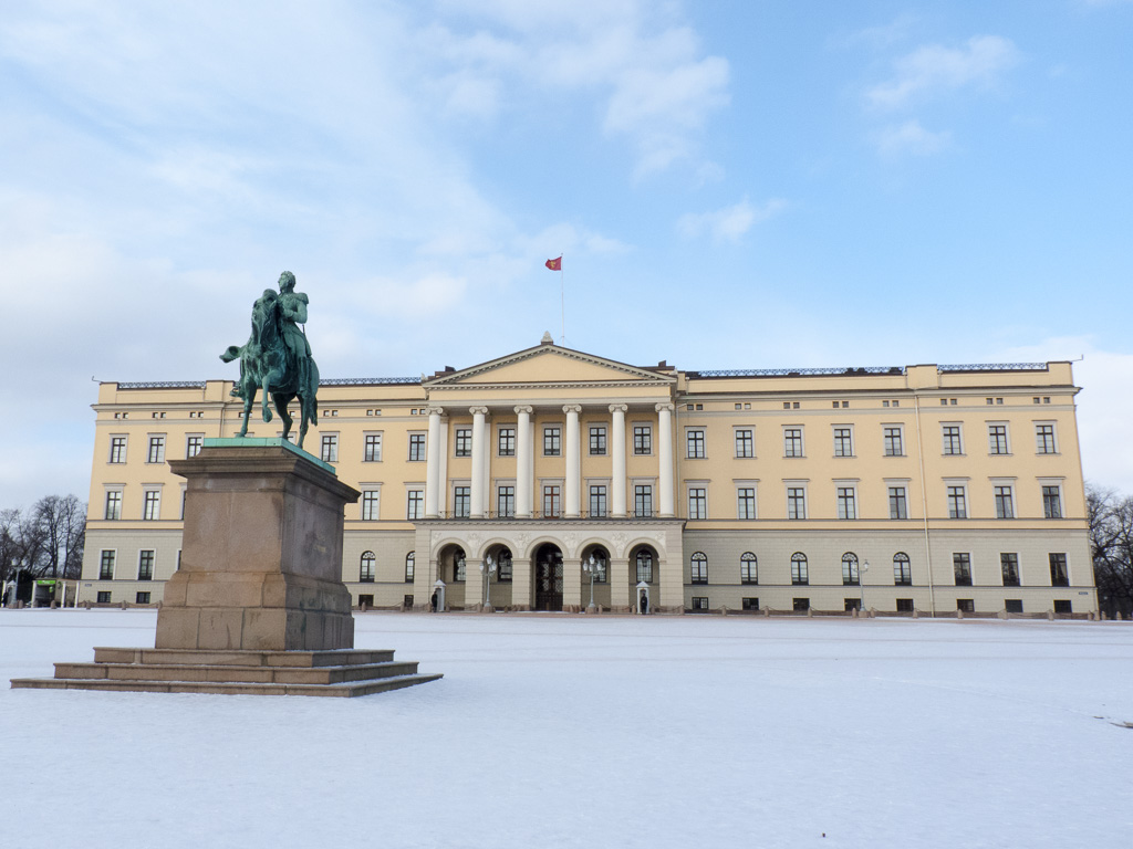 Tag 10: Sightseeing in Oslo