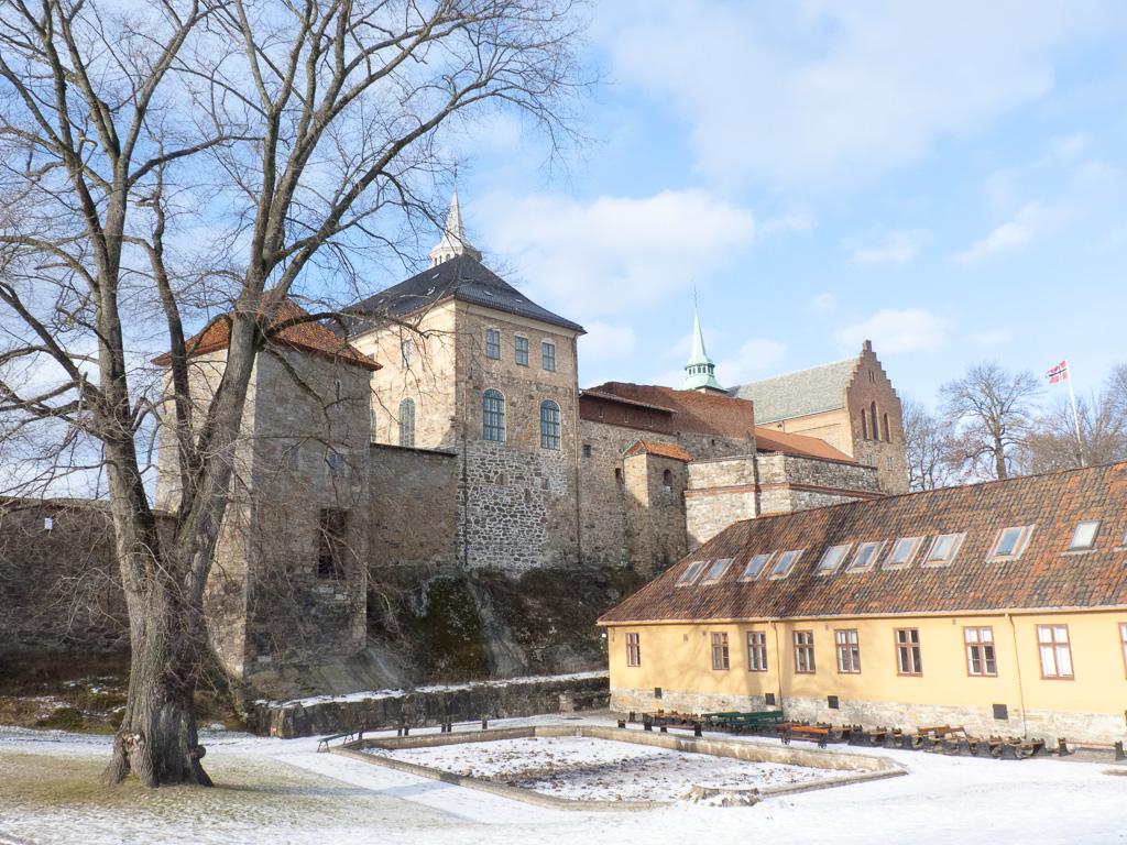 Tag 10: Im historischen Zentrum von Oslo