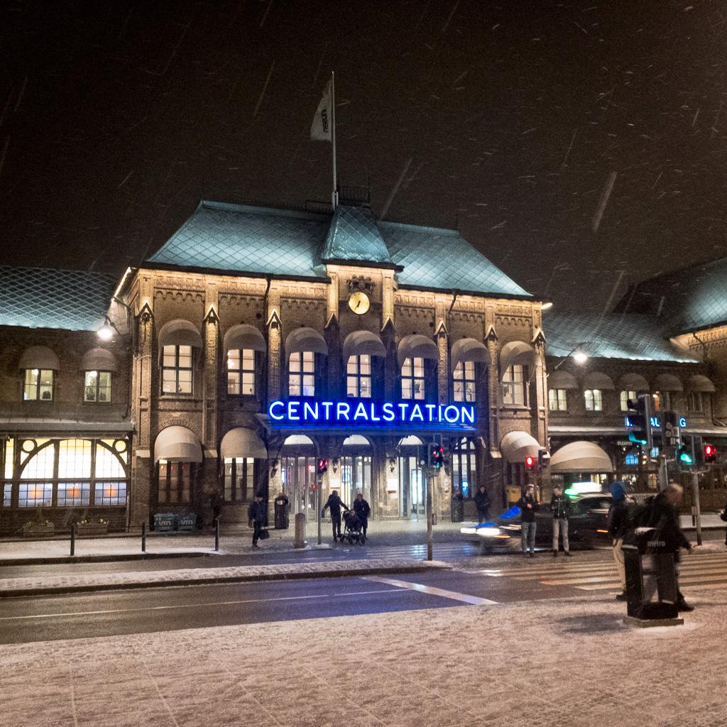 Tag 11: Chaos in Göteborg