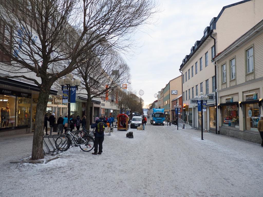 Tag 12: Ankunft in Östersund