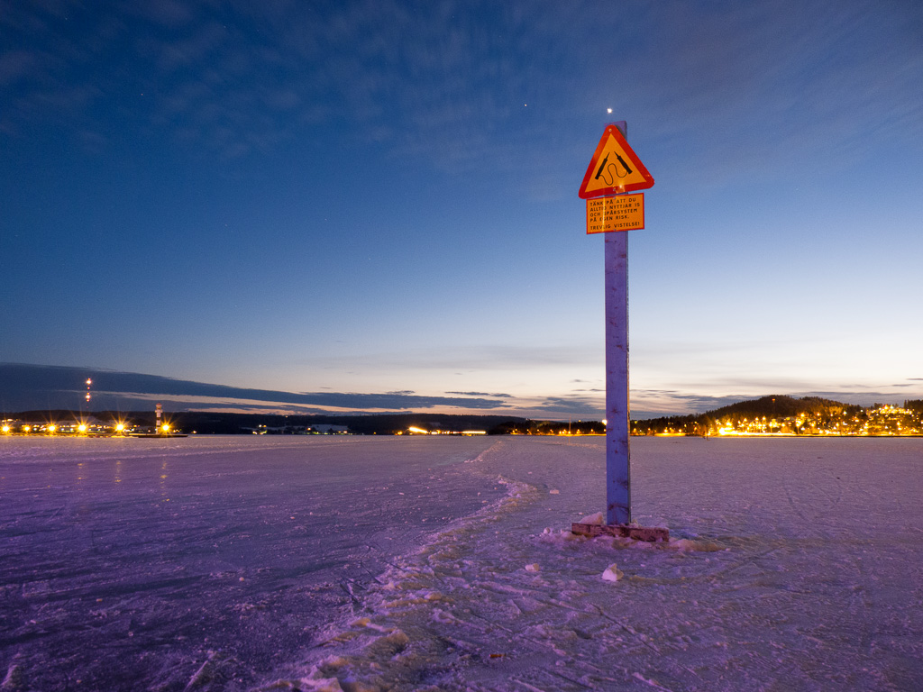 Tag 12: Eisgang auf dem Storsjön