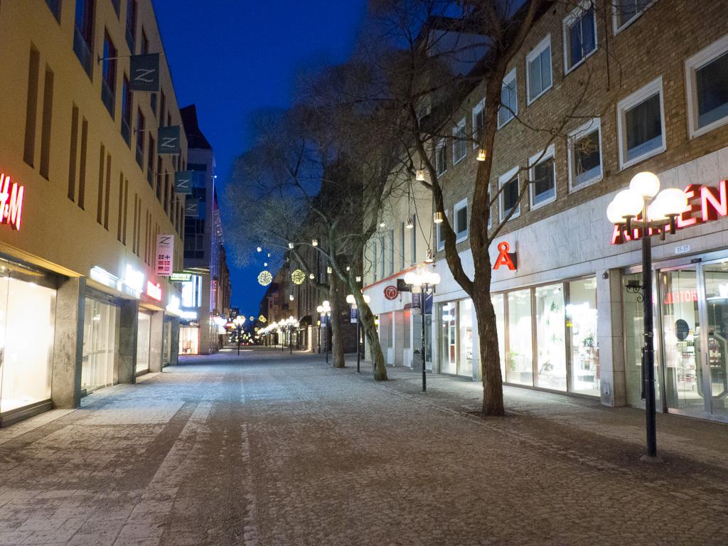 Tag 13: Abfahrt in Östersund