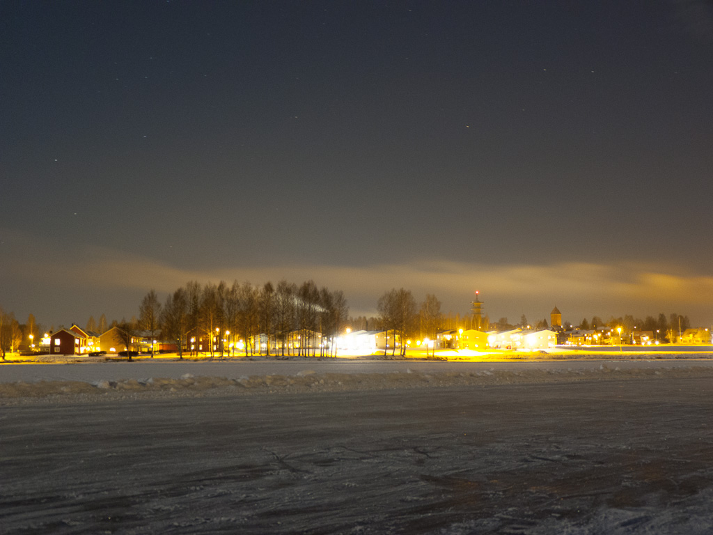 Tag 13: Vollmondnacht auf dem Siljan