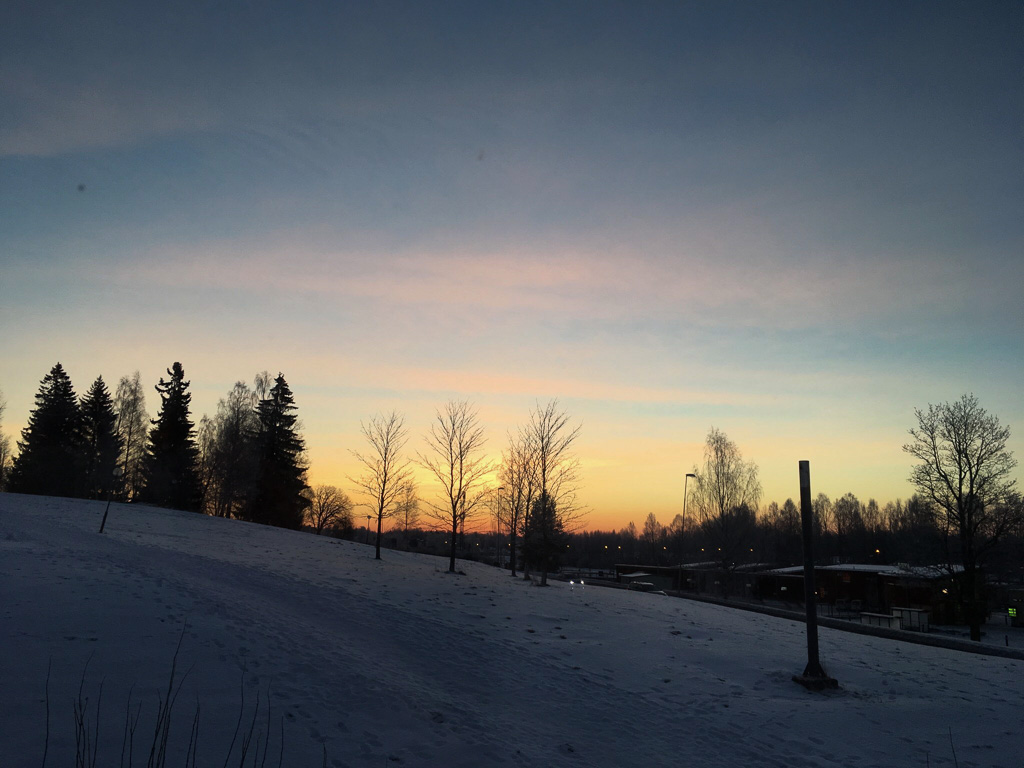 Tag 14: Sonnenaufgang in Mora