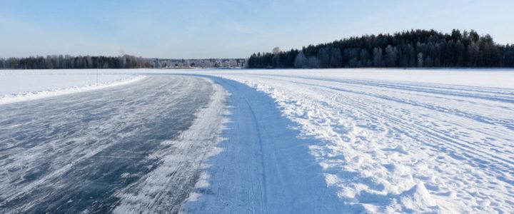 Tag 14: Auf Wasser und Eis