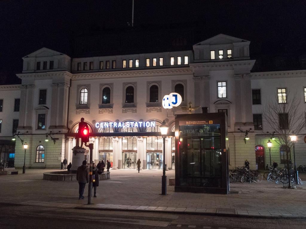Tag 14: Ankunft in Stockholm