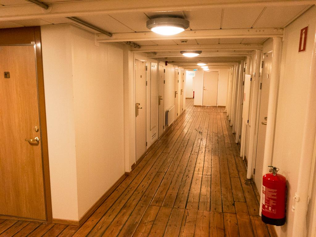 Tag 14: Auf dem Schiff