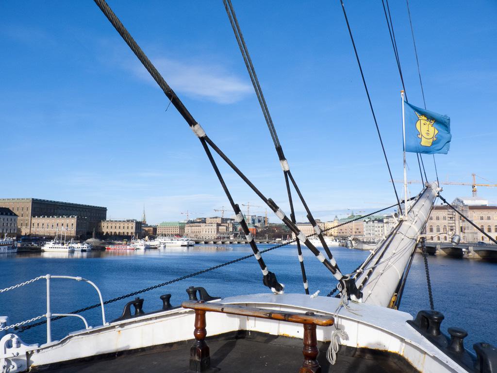 Tag 15: Guten Morgen auf dem Schiff