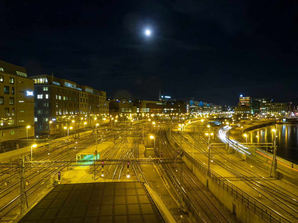 Tag 15: Nachtfoto-Ausbeute