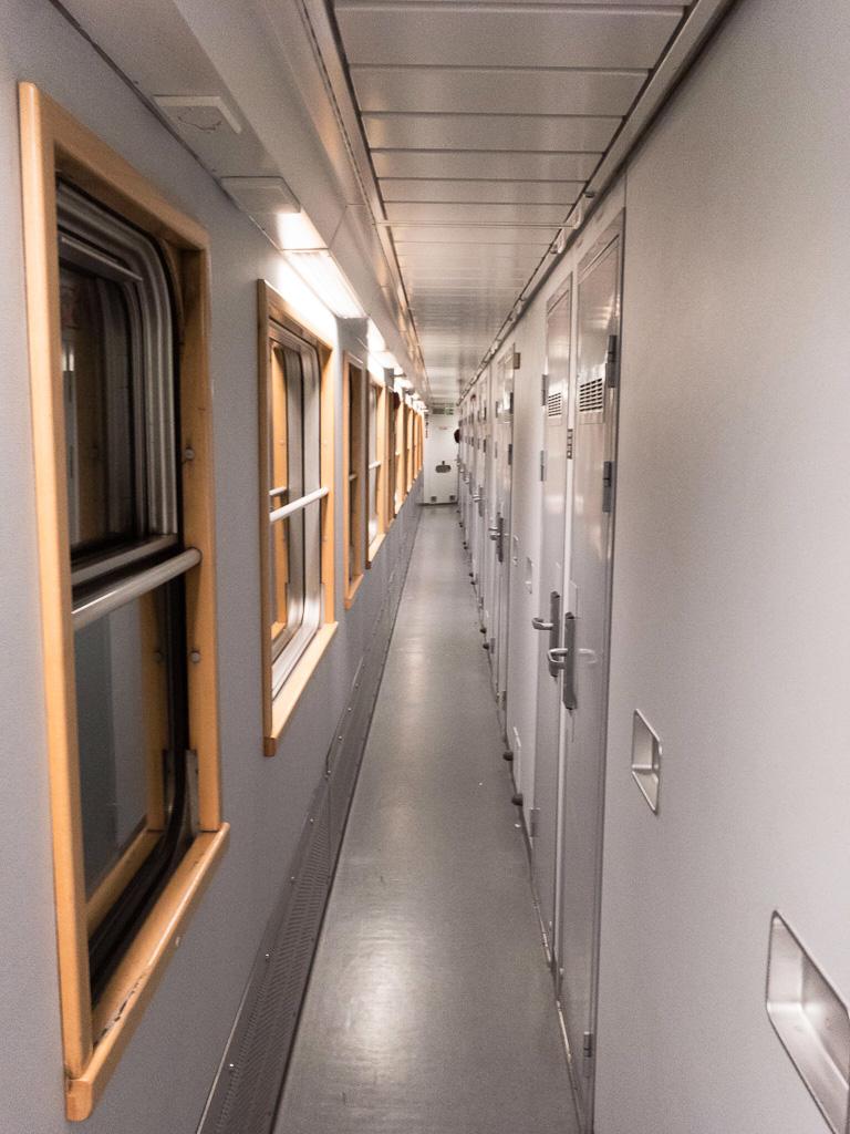 Tag 16: Abfahrt mit dem Nachtzug in Stockholm