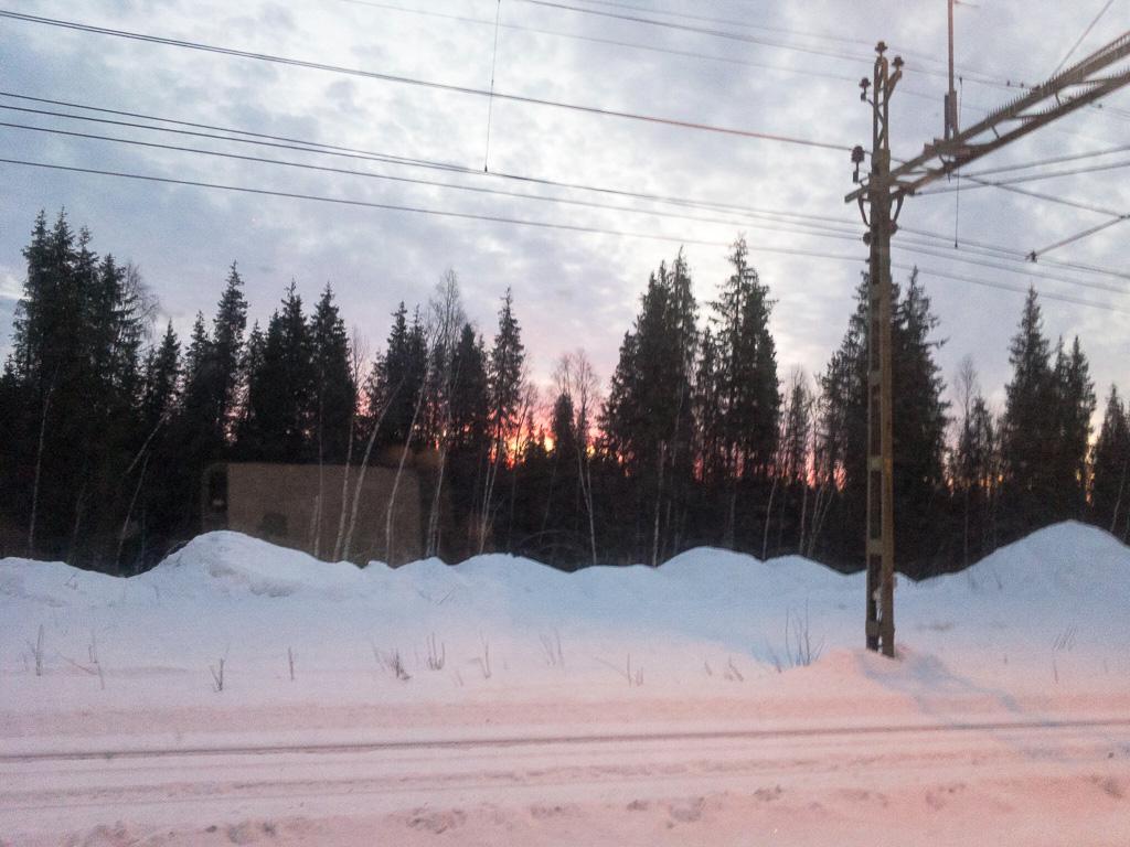 Tag 17: Guten Morgen Lappland