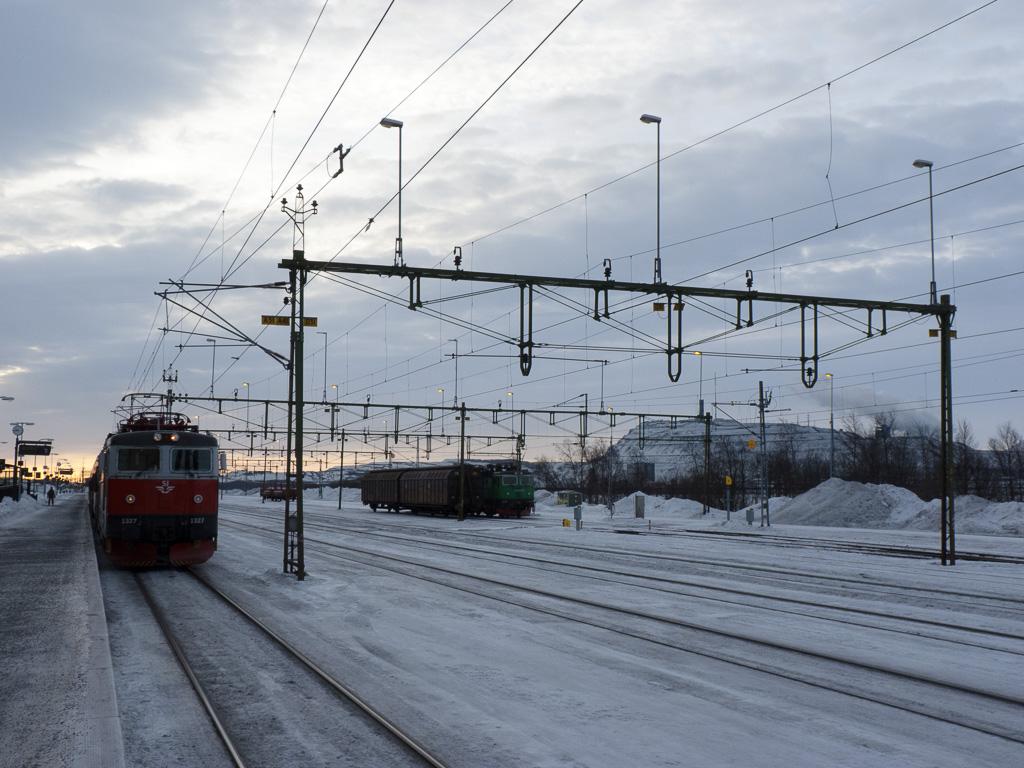 Tag 17: Zwischenstopp in Kiruna