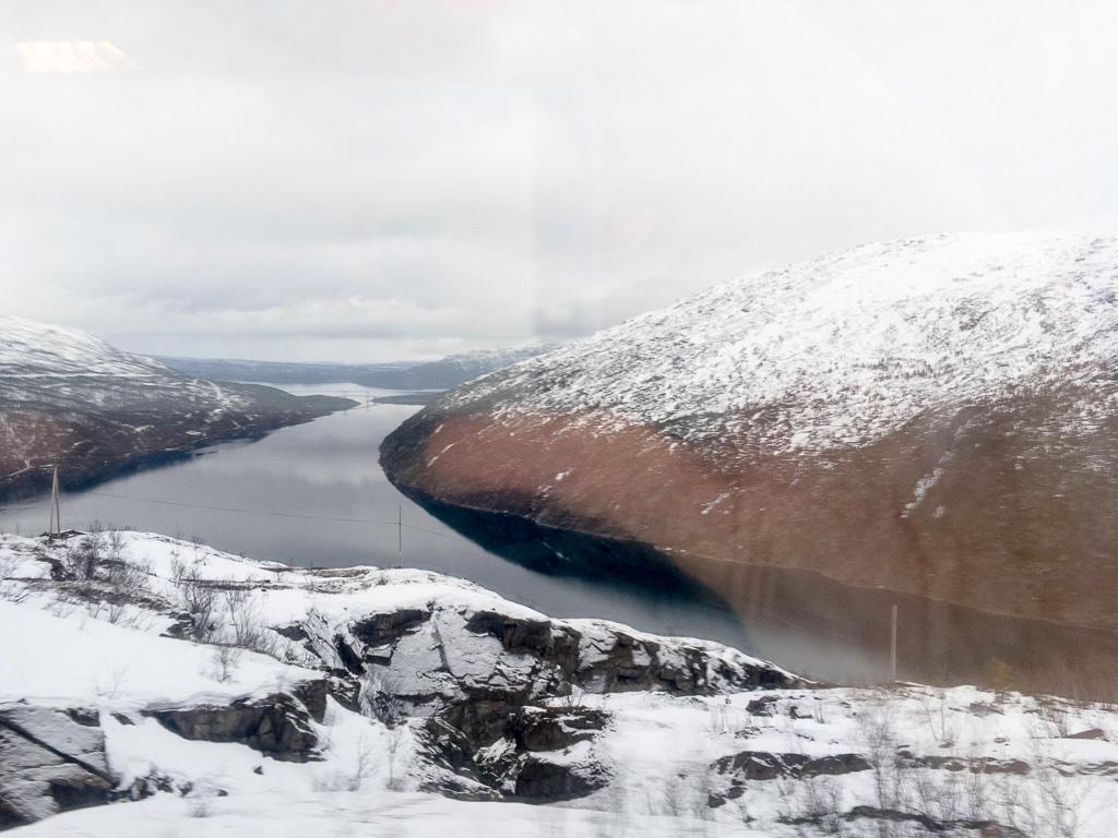 Tag 17: Auf der Ofotbane nach Narvik