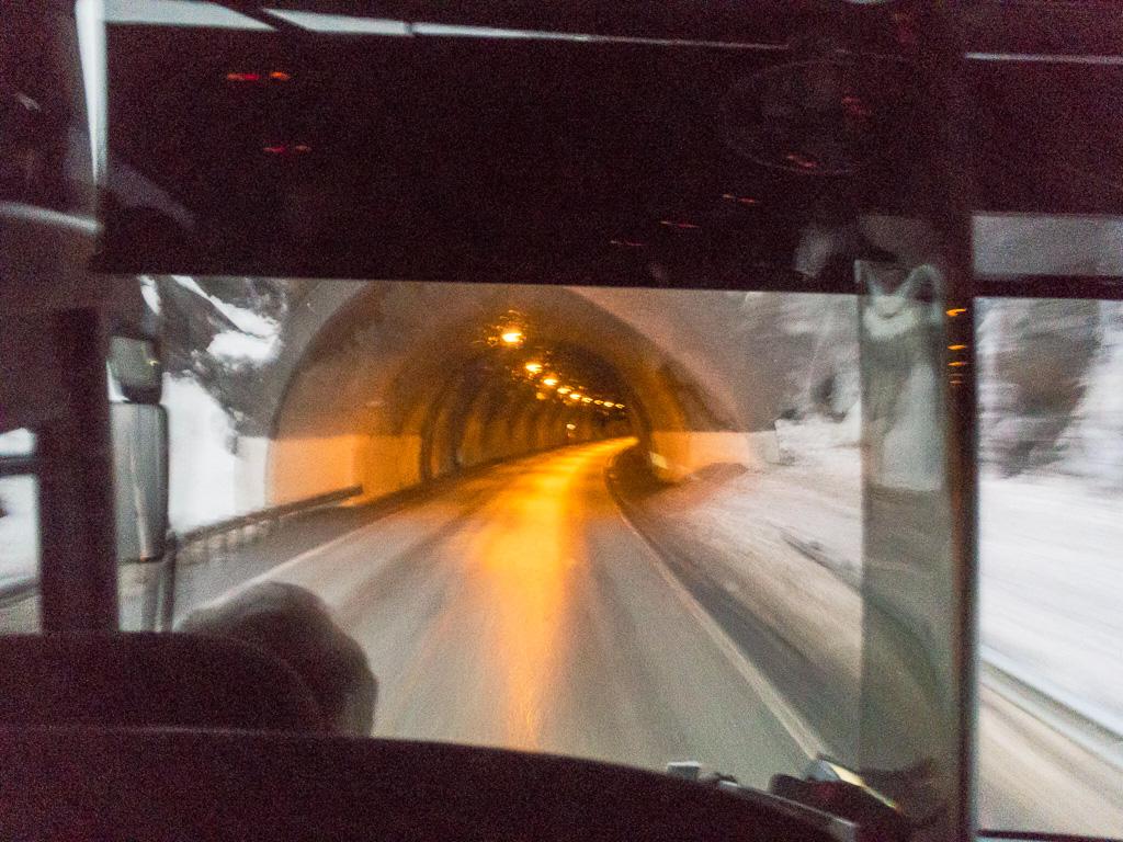 Tag 17: Im Bus auf die Lofoten