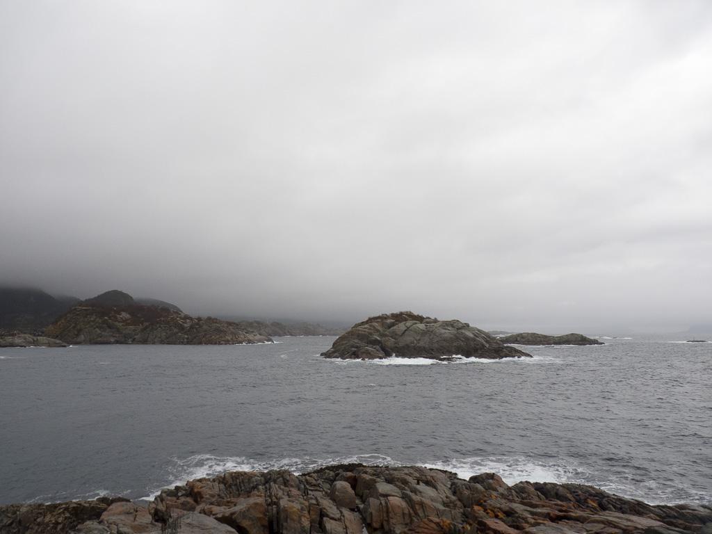 Tag 18: Auf der Mole von Kabelvåg