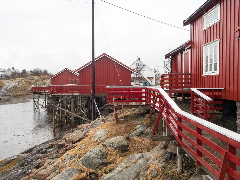 Tag 18: In Henningsvær