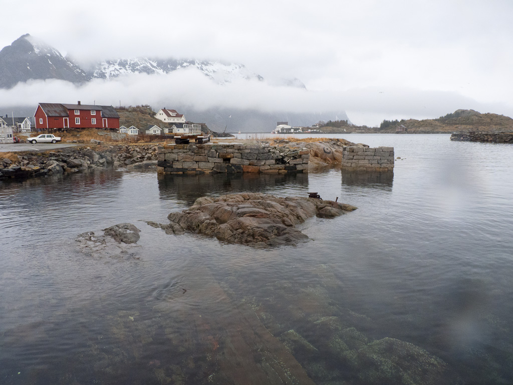 Tag 18: In Henningsvær