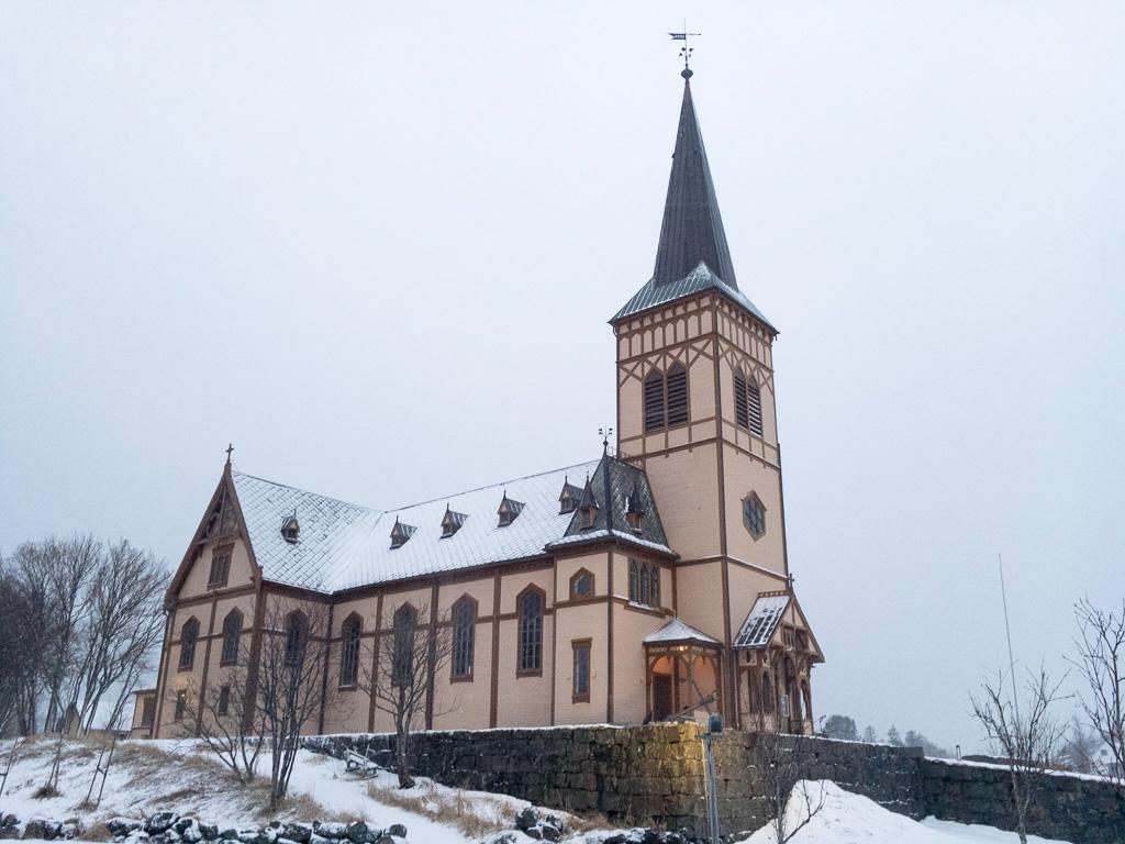 Tag 19: Radtour nach Svolvær