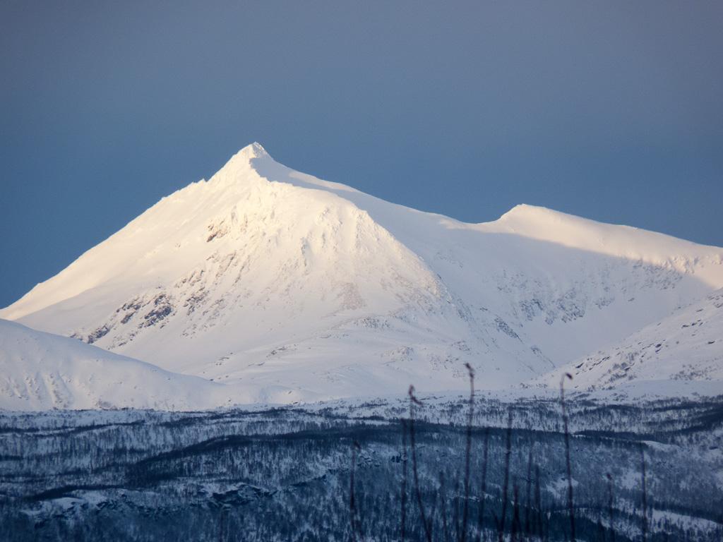 Tag 20: Am Bahnhof von Narvik