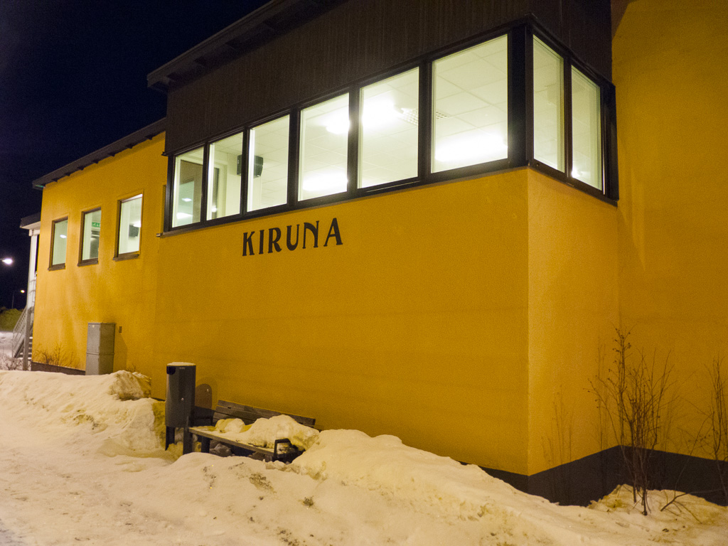 Tag 20: Ankunft in Kiruna