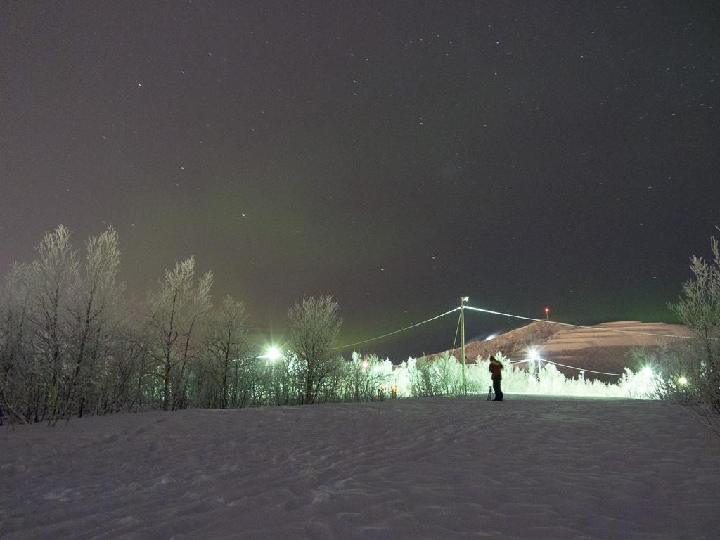 Tag 21: Auf Polarlichtjagd