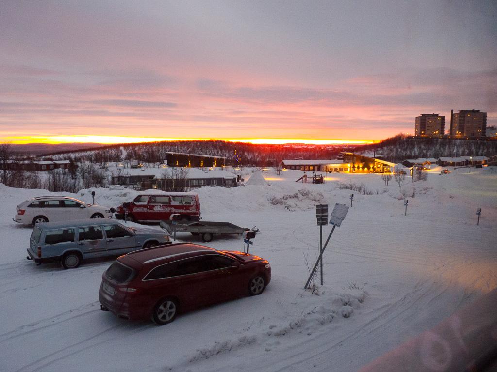 Tag 22: Guten Morgen Kiruna