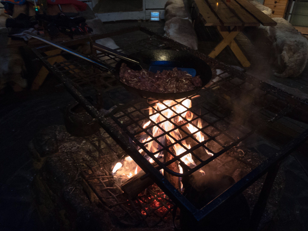 Tag 22: In der Sami-Kote