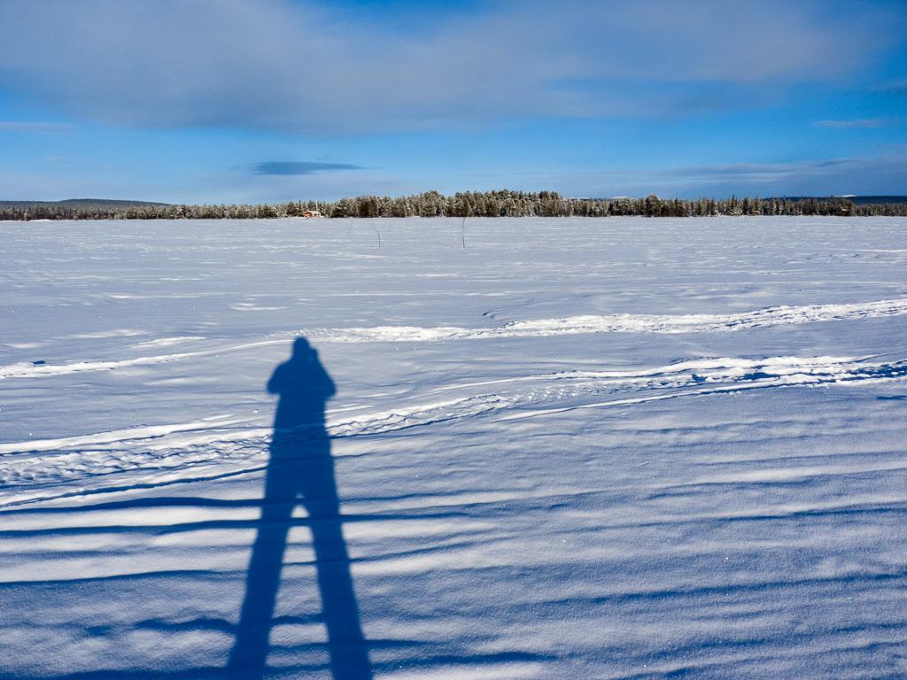 Tag 22: Auf dem Eis des Torne älv