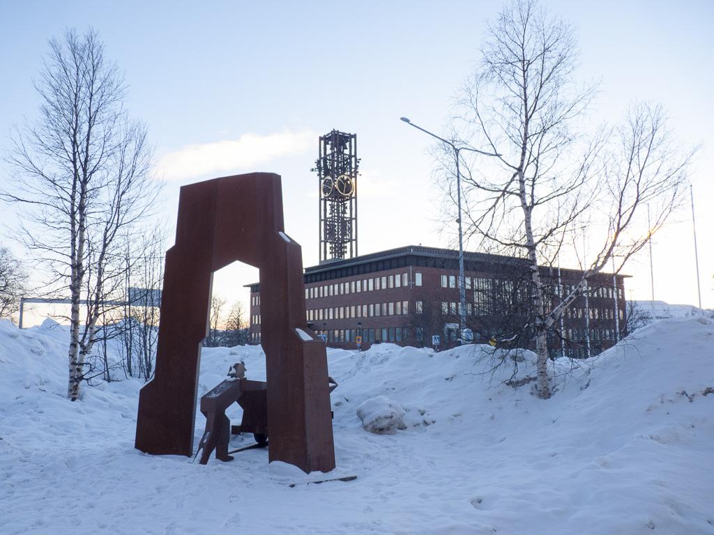 Tag 22: Zurück in Kiruna