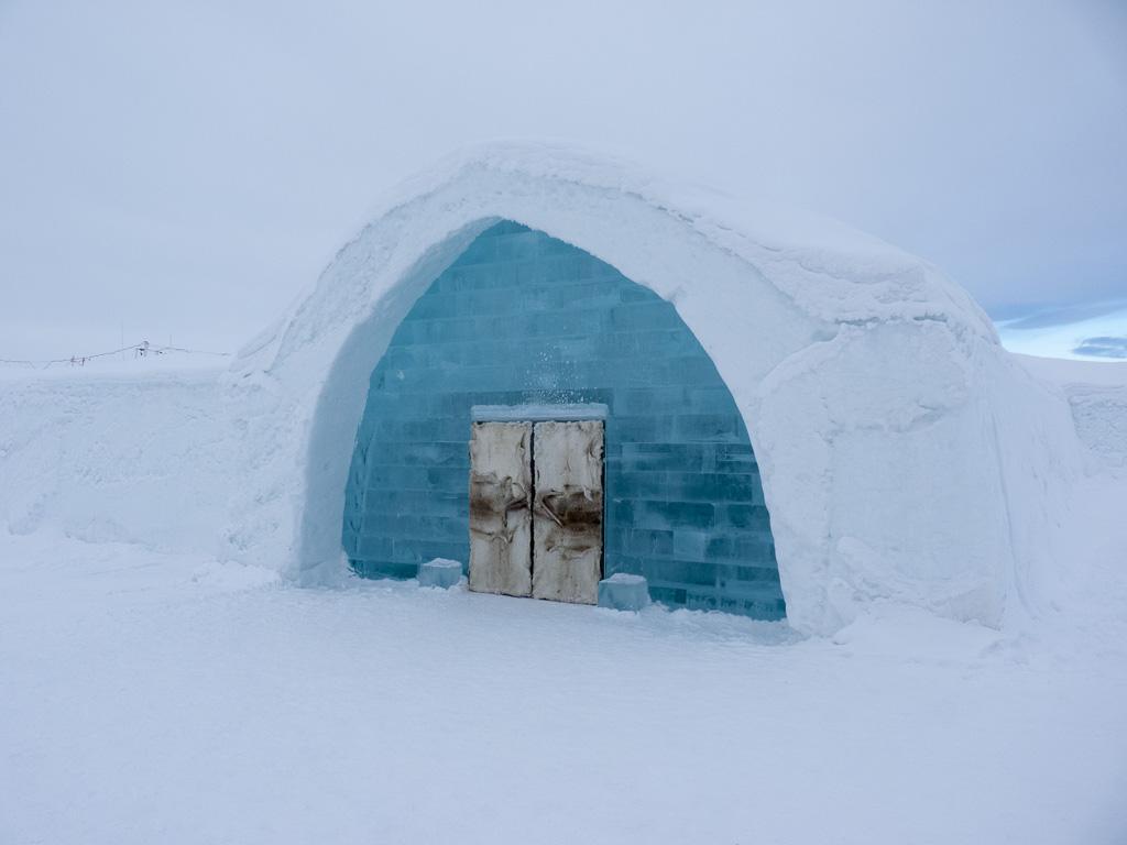 Tag 22: Impressionen vom Eishotel