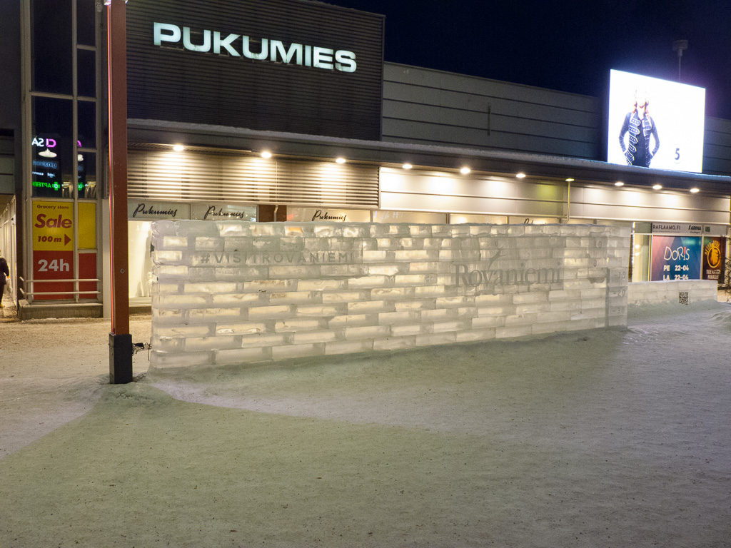 Tag 23: Ankunft in Rovaniemi