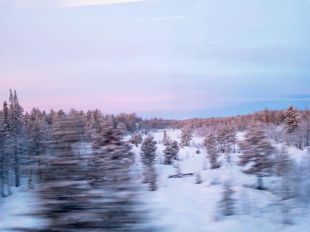 Tag 23: Unterwegs nach Luleå