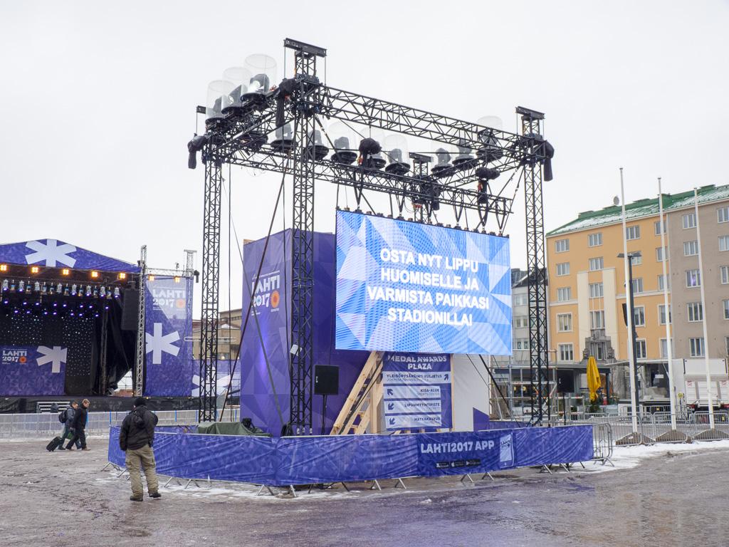 Tag 32: Ankunft in Lahti