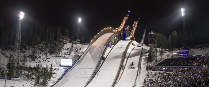 Tag 32: Wintersport-Festspiele in Lahti