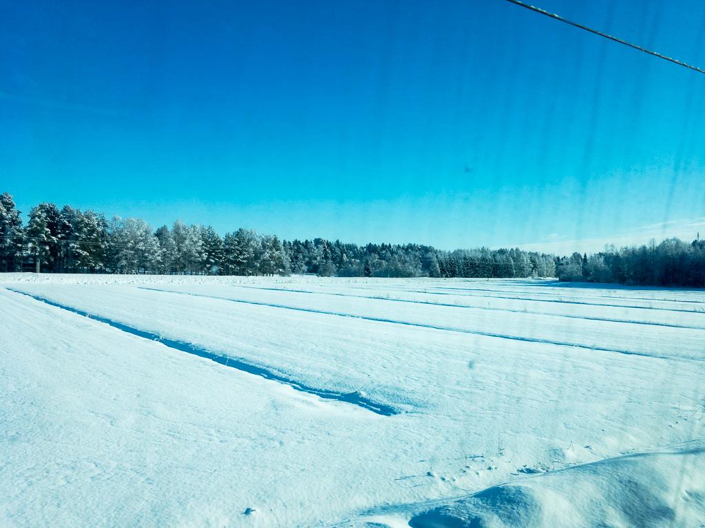 Tag 33: Auf nach Kuopio