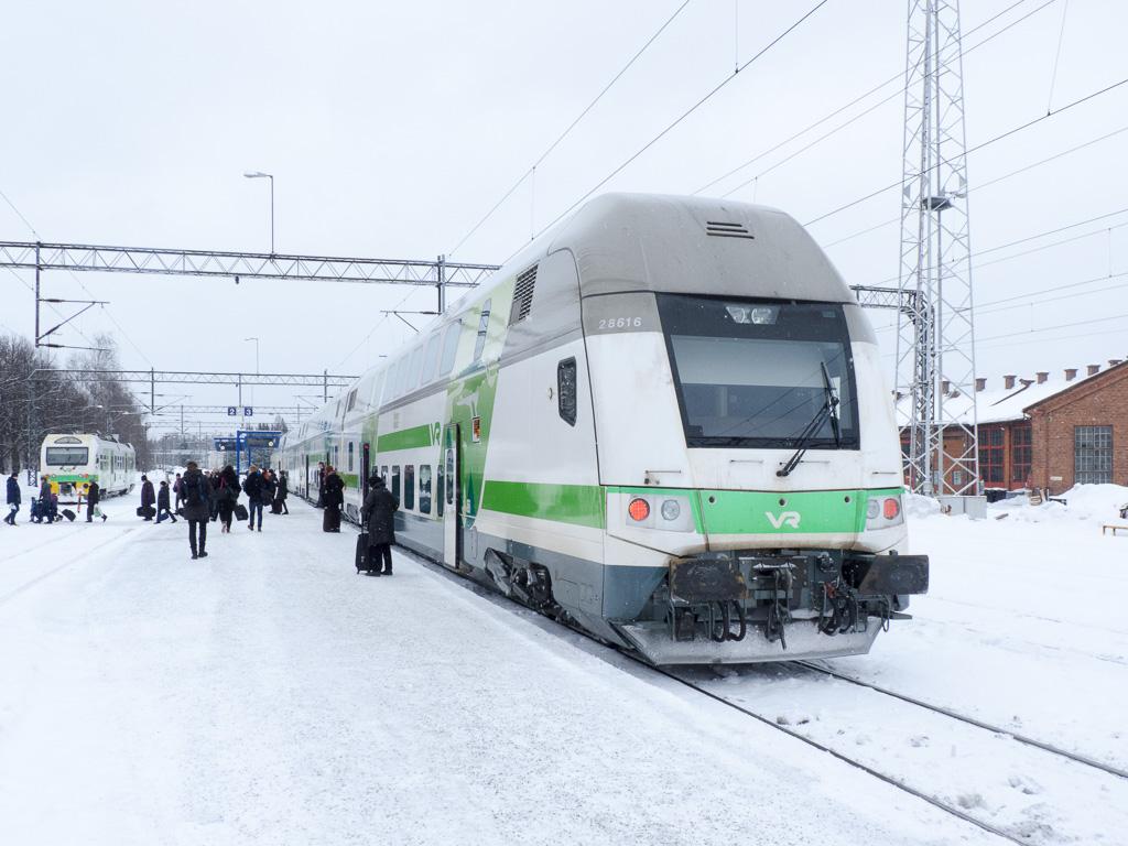 Tag 34: Ankunft in Joensuu