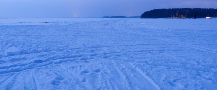 Tag 34: Ein letzter Gruß vom Winter