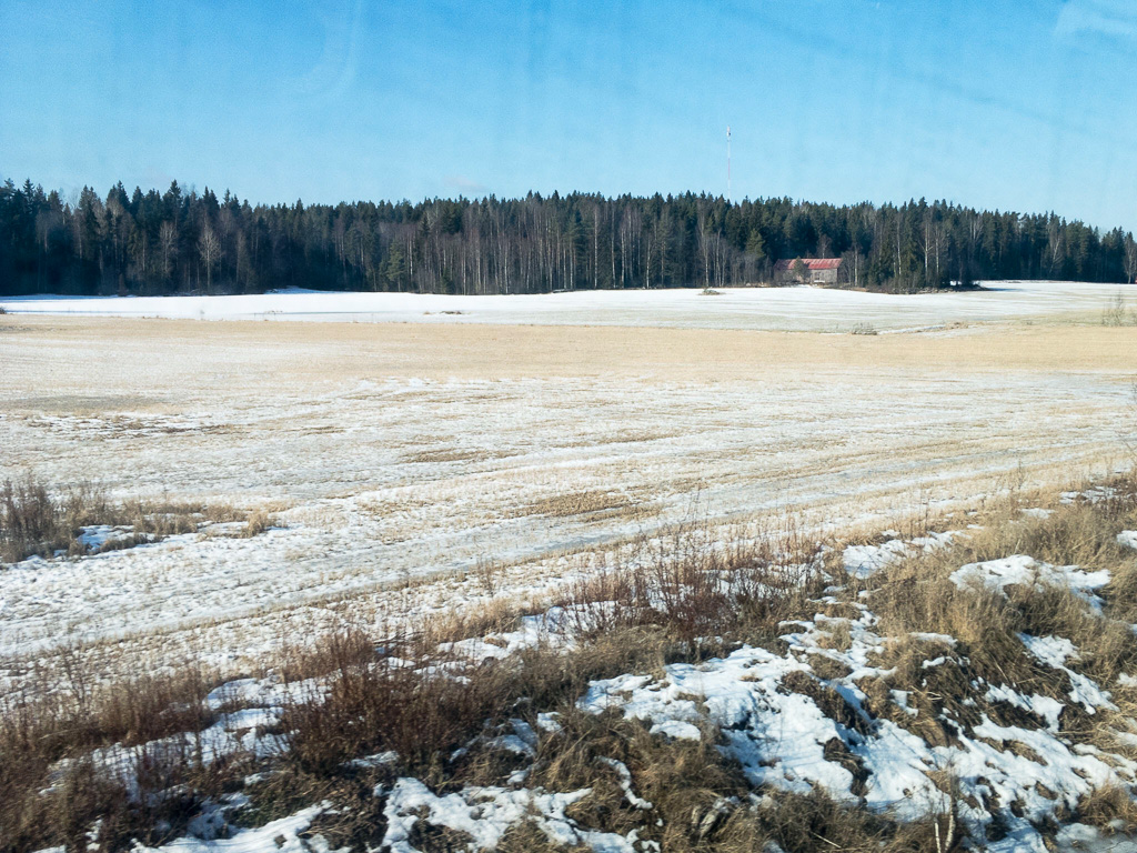 Tag 35: Letzte Etappe bis Turku