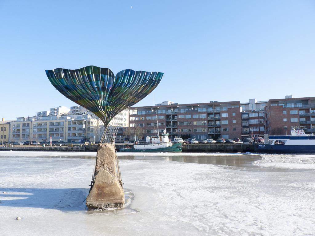 Tag 35: Ankunft in Turku und erste Eindrücke