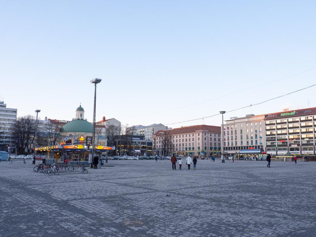 Tag 35: Rund um den Marktplatz